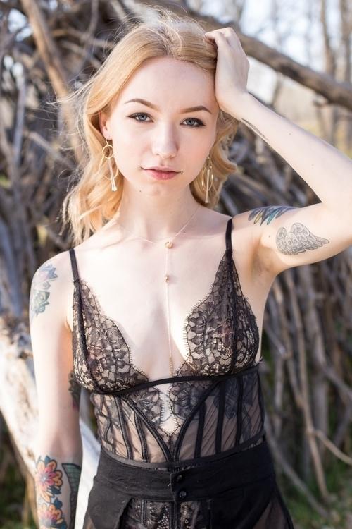 model: officialbaesg - suicidegirls - oliviacarmel   ello