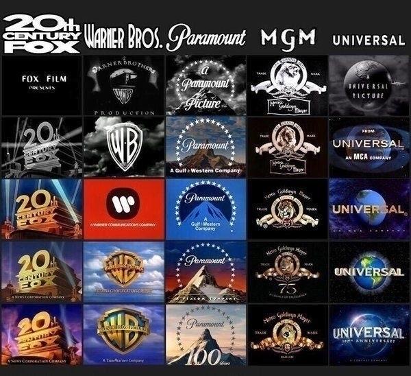 evolution movie studio logos - djohnmiller1990 | ello