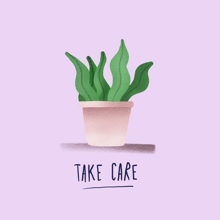 plants - takecare, takecareofyou - juulstudio | ello