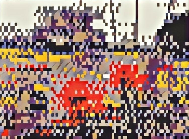 art, abstract, apps, phoneart - phil_clark   ello