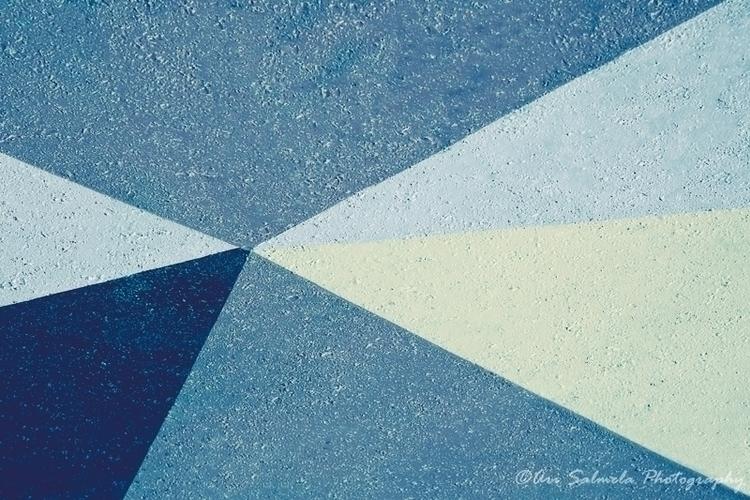 Beams Light - Geometric shapes  - arisalmelaphoto | ello