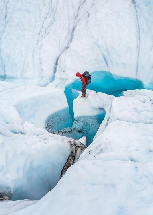 *Exploring Root Glacier* buddy  - tobyharriman | ello