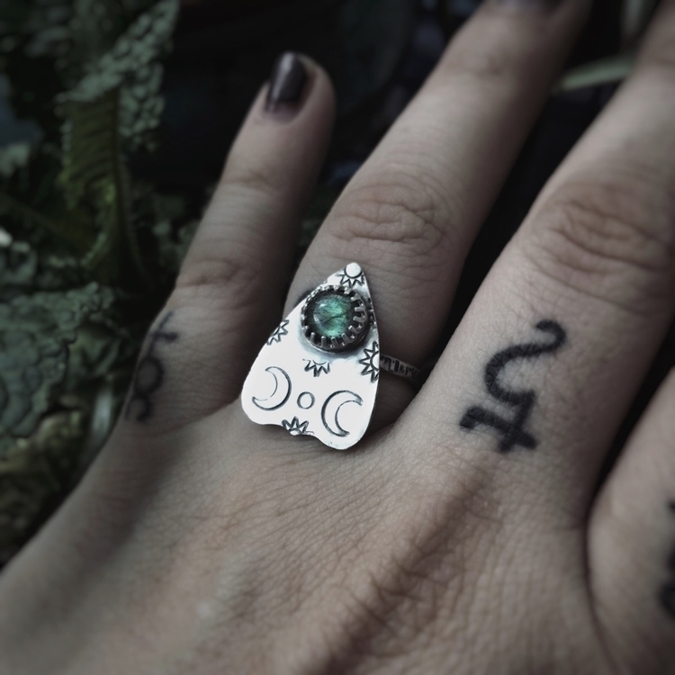 favorite pieces planchette ring - project_om_jewels | ello