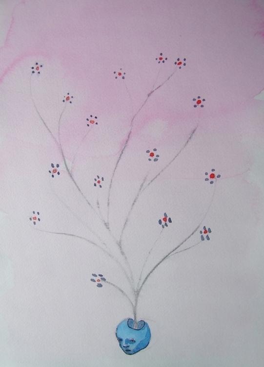 Graine Watercolour - euric | ello