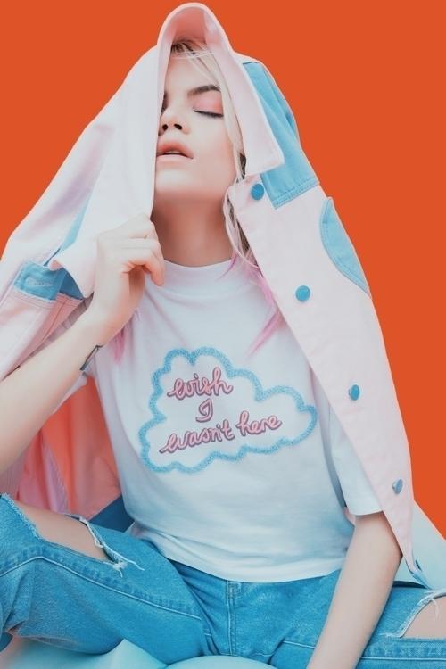 Zoe. Lazy Oaf - portrait, fashion - lucicrystal | ello