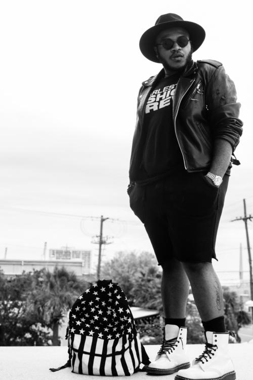 Photo day Title: Black fashion  - bycocoarae | ello