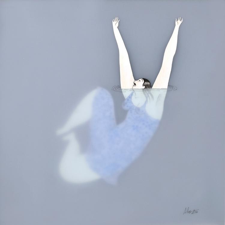 Water Woman - soniaalins | ello