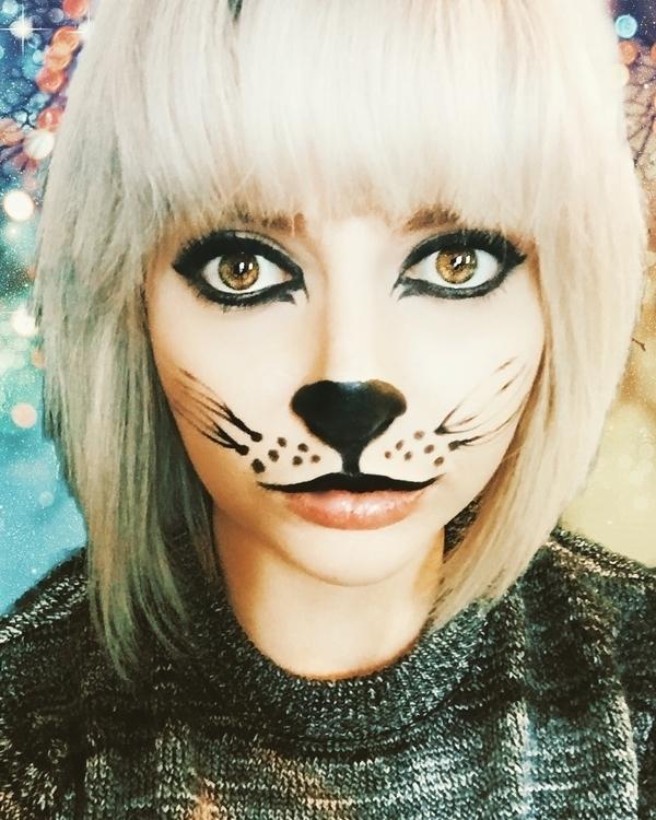 Ello, ello - makeup, cat, actor - ktpitney | ello