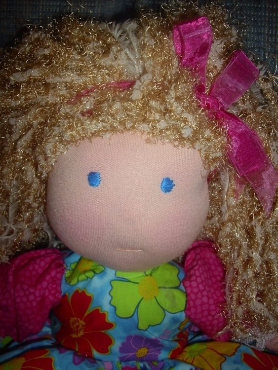 waldorf doll. sold etsy - gjanney   ello