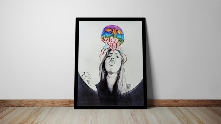 juanchow85 - ilustración, illustration - juancho-1275 | ello