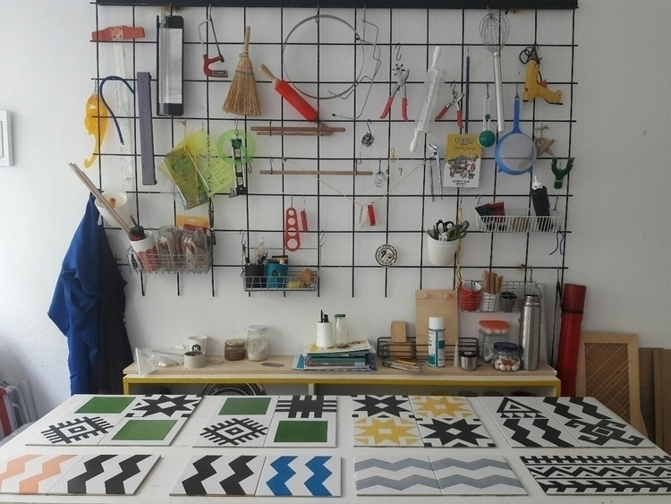 studio; tilesutilities - barboworkshop | ello