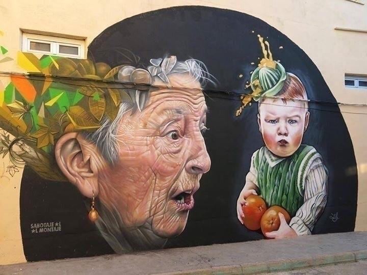 Artists: Sabotaje Al Montaje Li - streetartunitedstates | ello