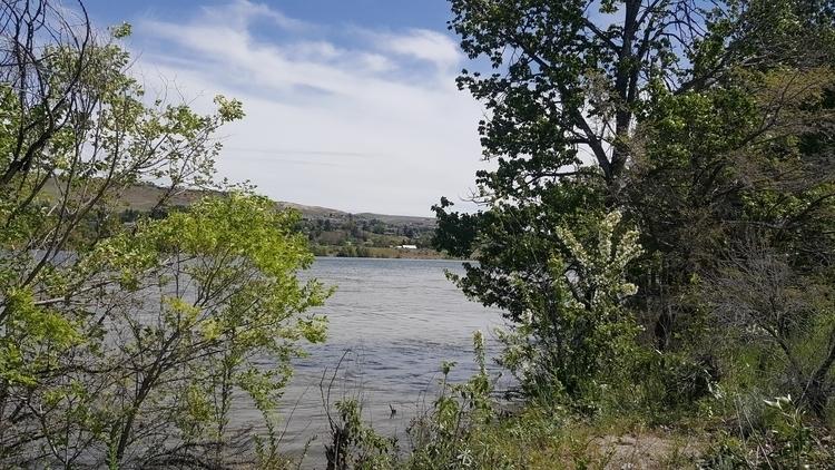 banks Lake Wenatchee, WA - littleduffer20 | ello