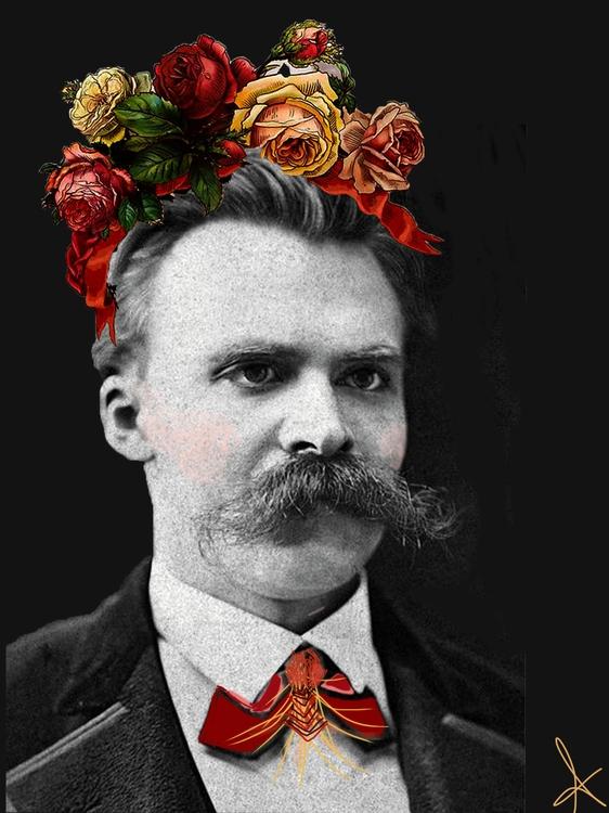 Good Morning - Nietzsche - anabelcol | ello