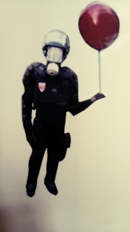 Collage papiers divers série 20 - rainermaria | ello