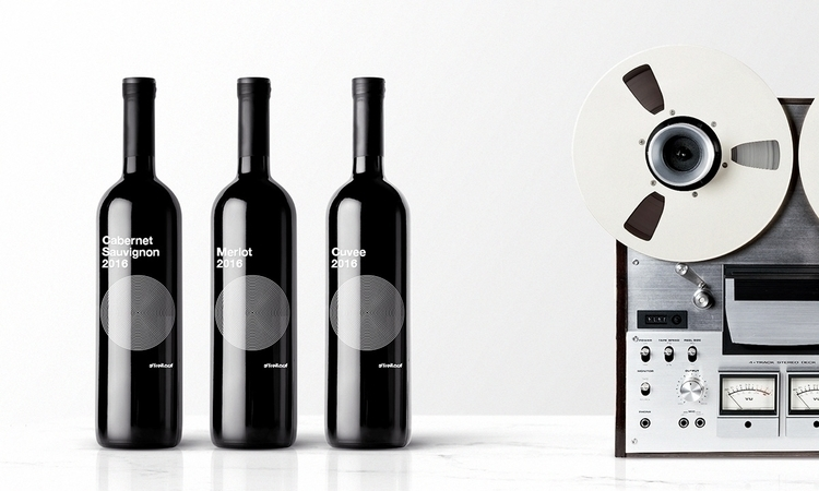 Packaging wine brand Freilauf d - northeastco | ello