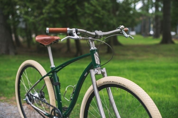 LAKE HOUSE retirement built pin - budnitzbicycles | ello