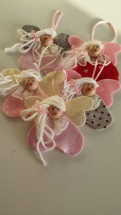dolly, born, girl, babe, handmade - arteacolori | ello