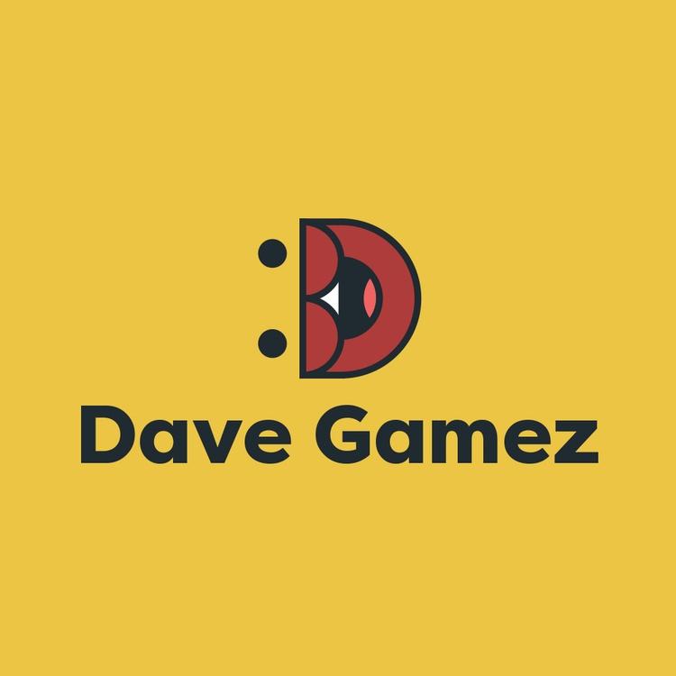 Dave Gamez Logotype - logodesigner - davegamez | ello