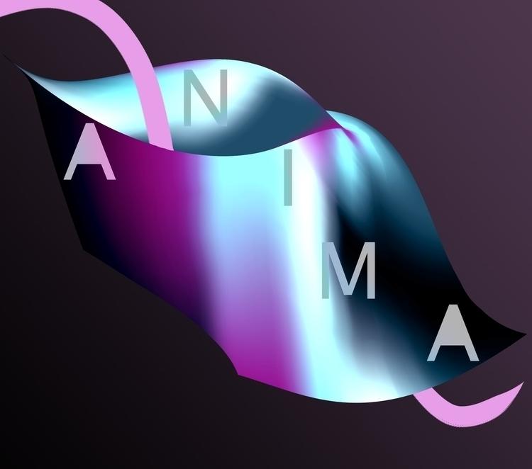 ANIMA - digitalart, poster, art - faintingspells | ello