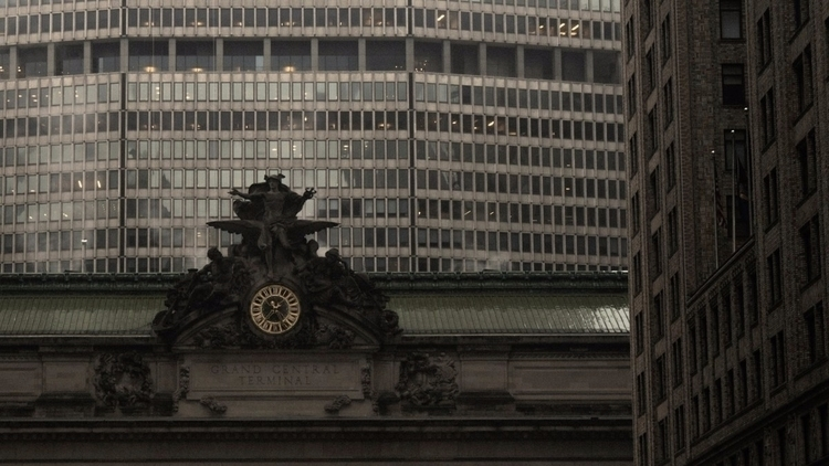 Grand Central - photography, city - iangarrickmason | ello