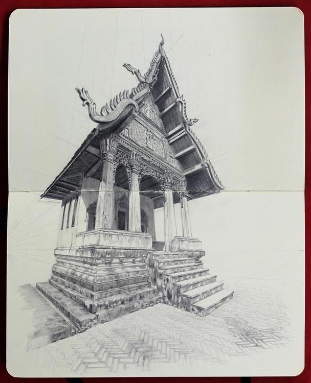 Wat Pah Ouak. 160 years Buddhis - luisgof | ello