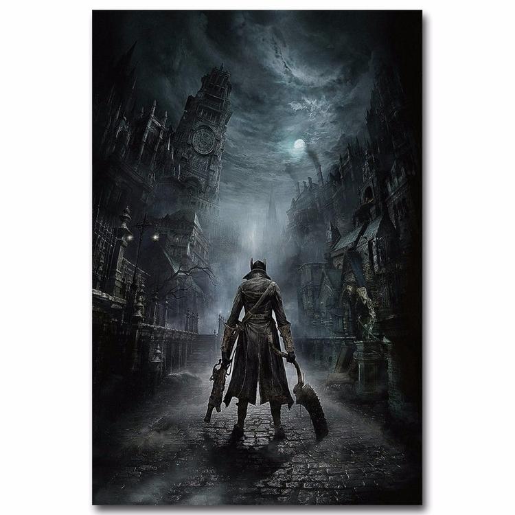 Bloodborne Game Art - art, game - sfaart | ello