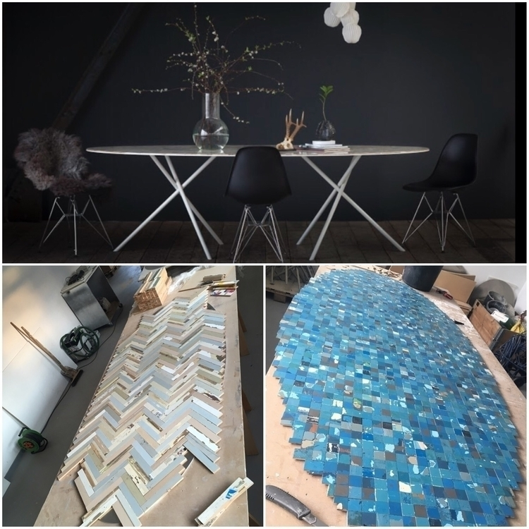 Cradle - Infinity Tables recycl - uncopyale   ello
