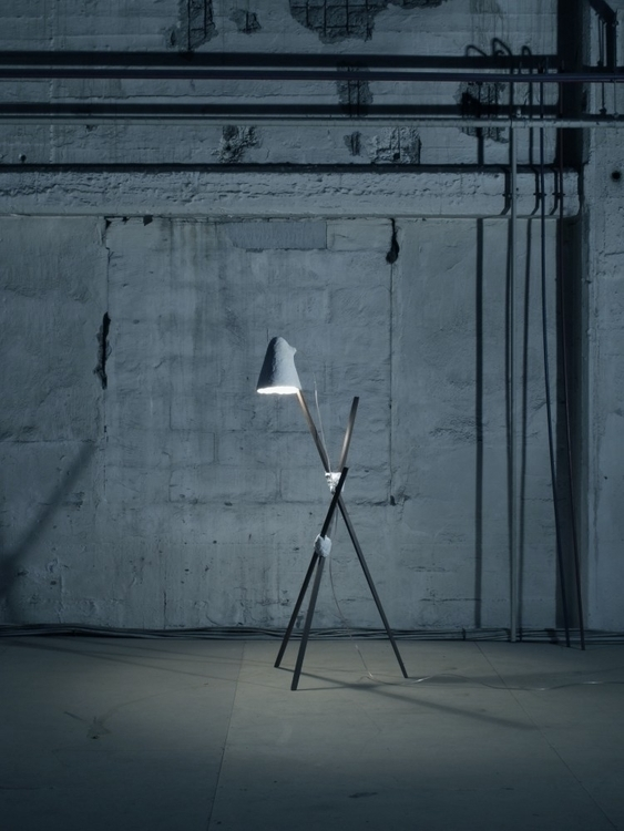 concrete ? PROSAIC Lamp Jonas E - letsdesigndaily | ello