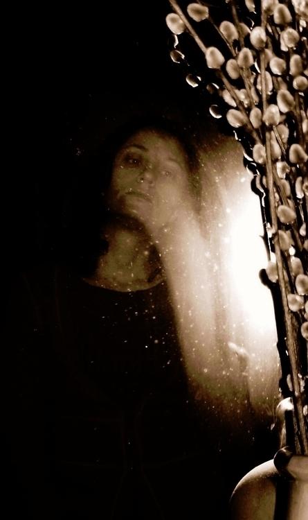 Melancholy Spring - artistlauriewalker | ello