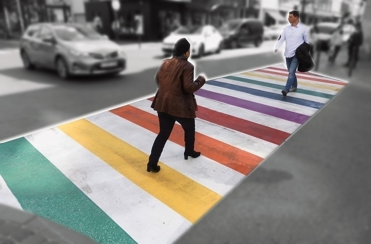 week left Pride 2017 - gay, lgbt - studio_zamenhof | ello