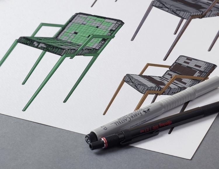 Patch Chair - ProductDesign, Design - marcomariosimonetti | ello