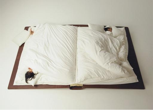 BOOK BED - kseniaanske | ello