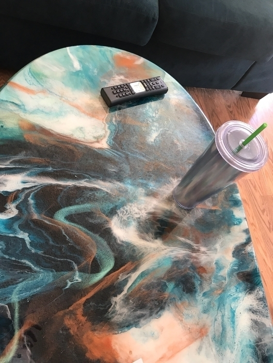 Admiring coffee table today:hea - aquasouldesigns | ello
