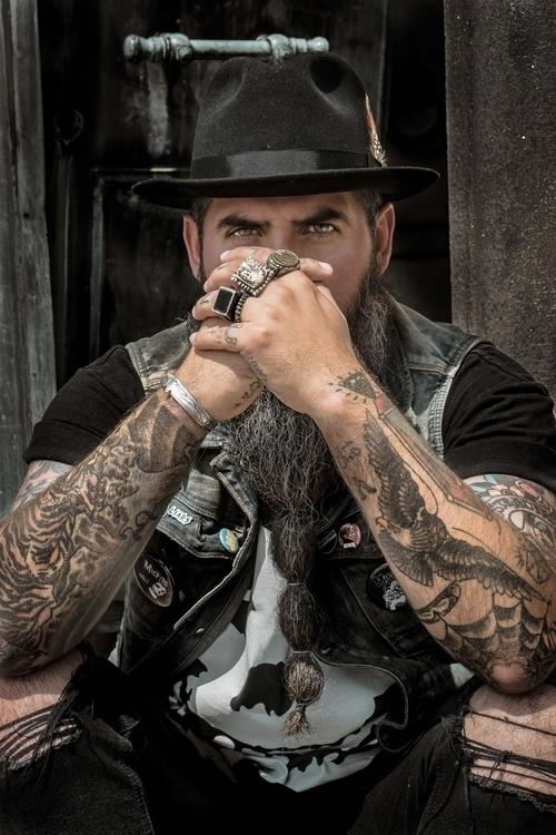 portrait, photography, beard - brinsonmcgowan | ello