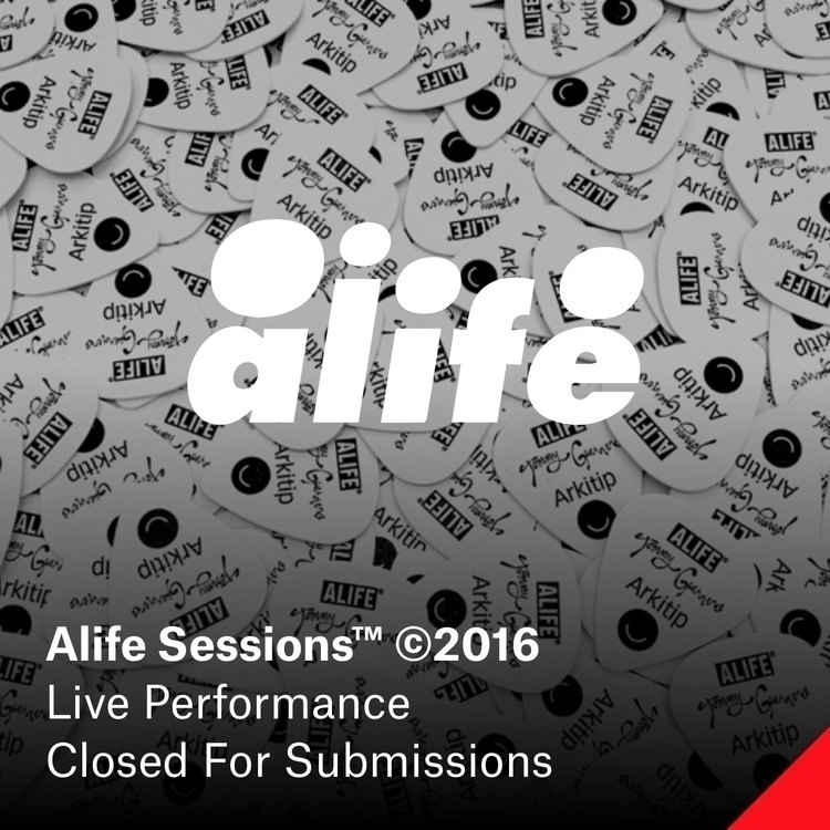 Alife Sessions:tm: :copyright:2 - elloartistinvites | ello