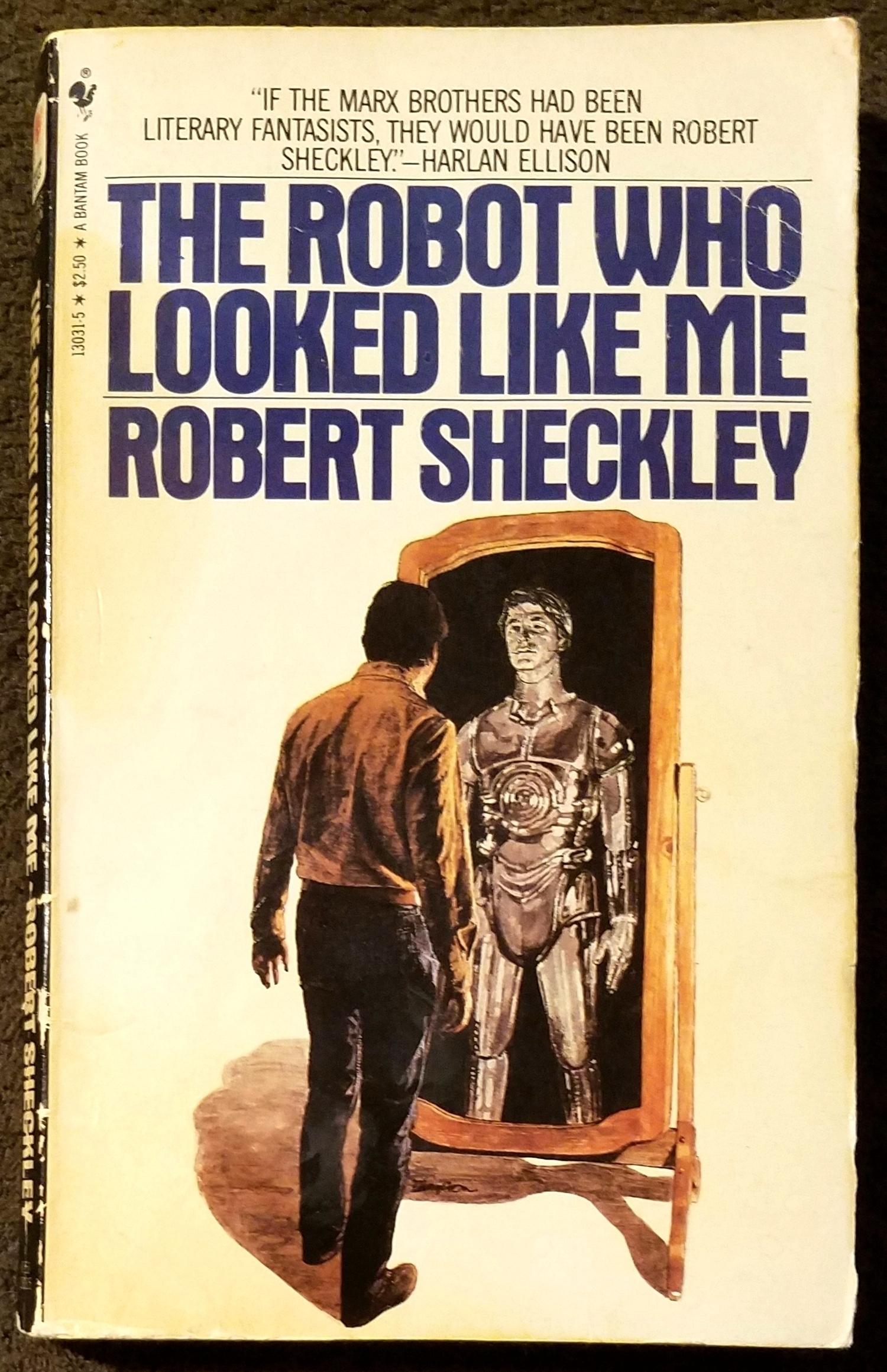 Read Damn Book - 028: Robot Loo - richardfyates | ello