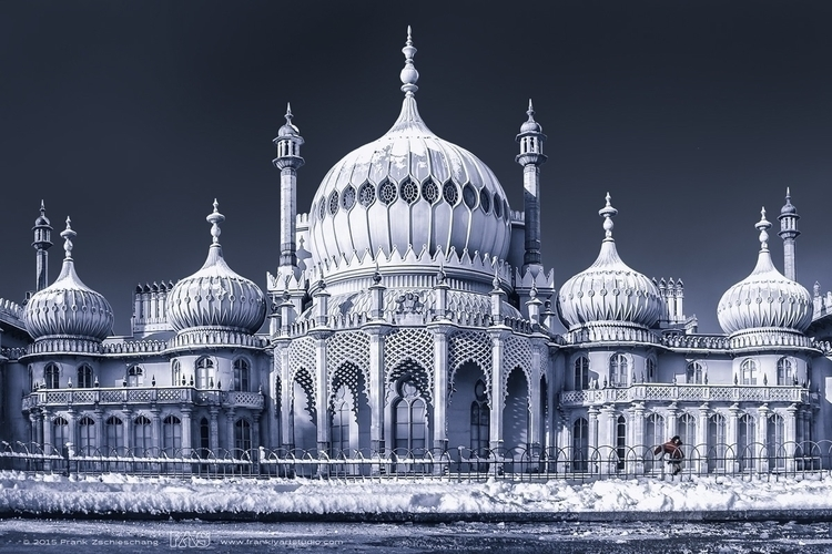 Brighton Pavilion | UK - photography - frank-zschieschang | ello