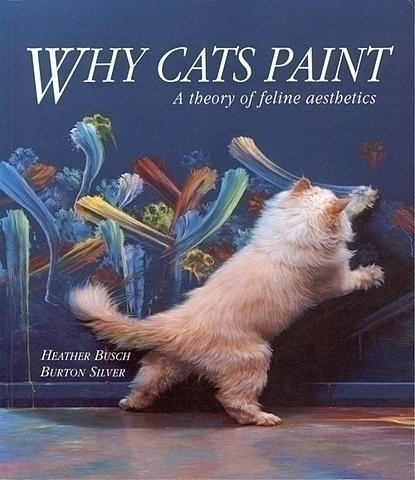 Cats Paint - theory feline aest - modernism_is_crap | ello