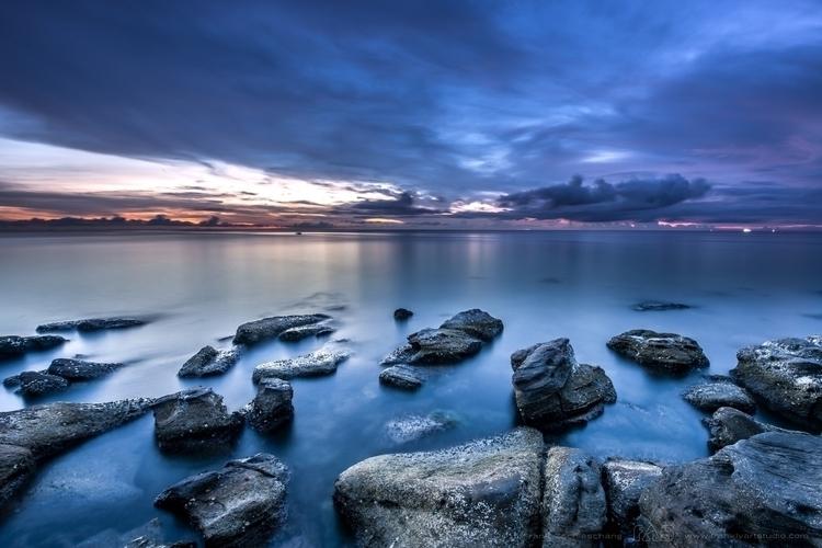 Bà Kèo beach sunset | Vietnam - landscape - frank-zschieschang | ello