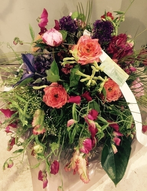 mum, flowers, meinherz, blumen - manolito | ello