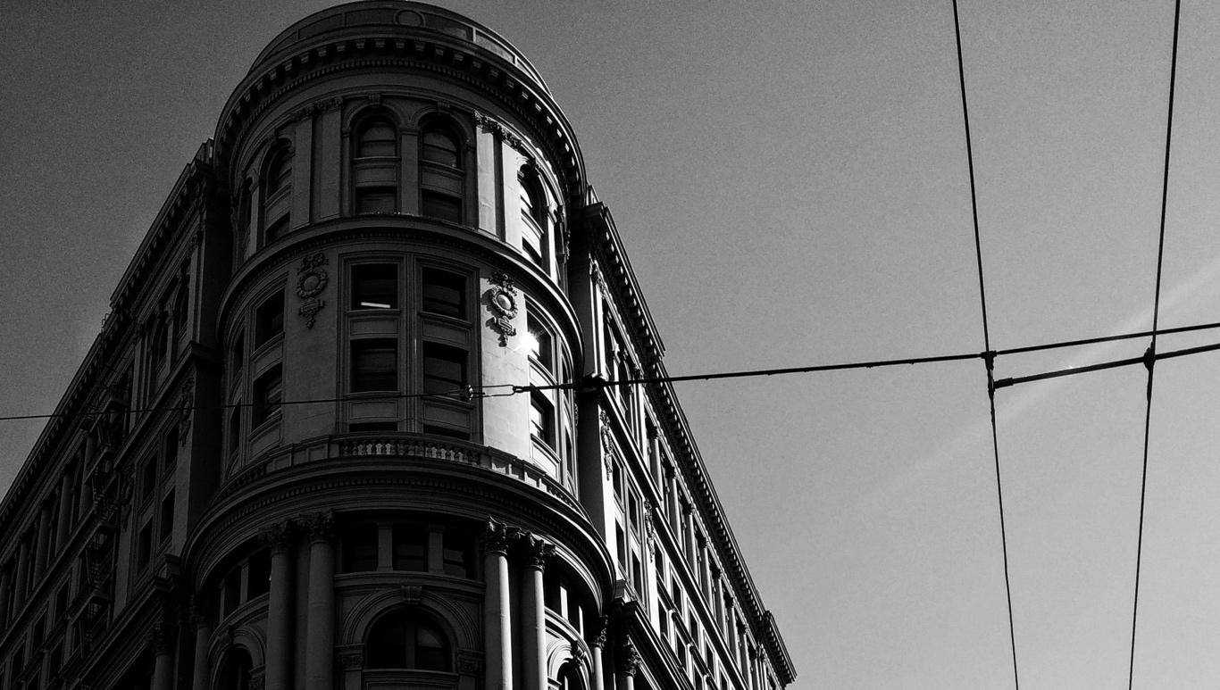 Morning. San Francisco - architecture - voiceofsf | ello