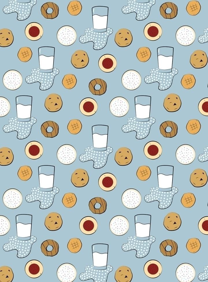 variety cookies glass milk. Des - svaeth | ello