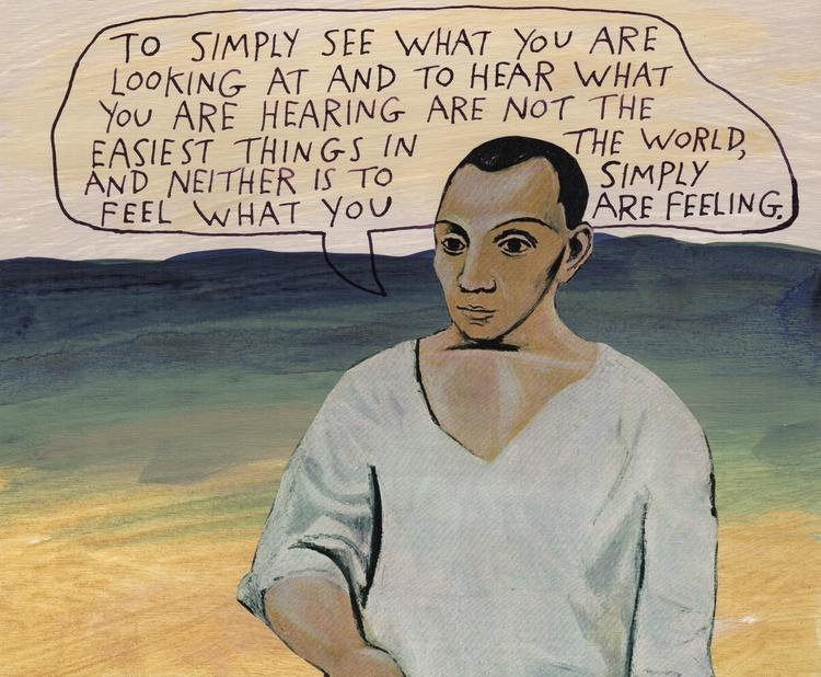 Hearing, feeling - hearing - stoicmike | ello