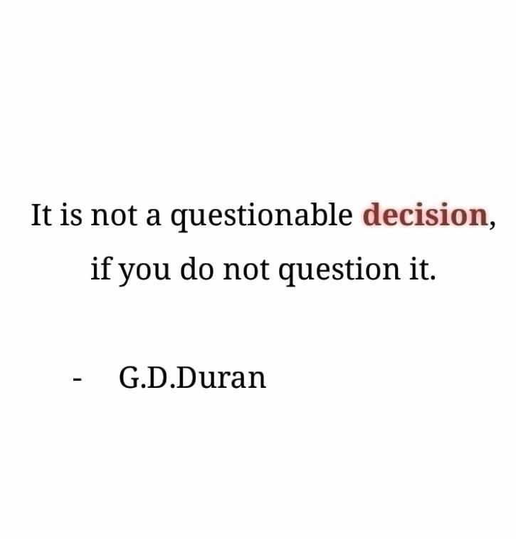 paralyzed process decision maki - gdduran   ello