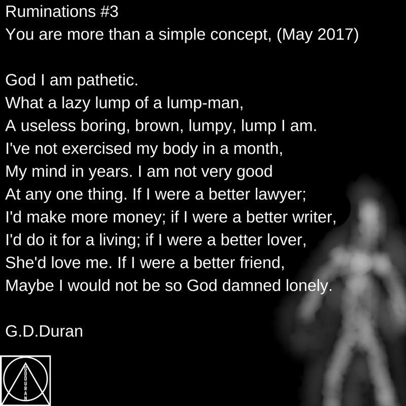 Ruminations simple concept, 201 - gdduran   ello