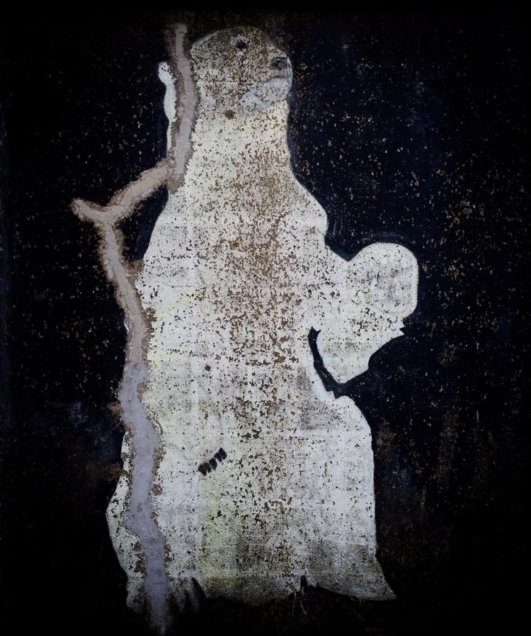 Ursus maritimus - fading Polar  - junwin | ello
