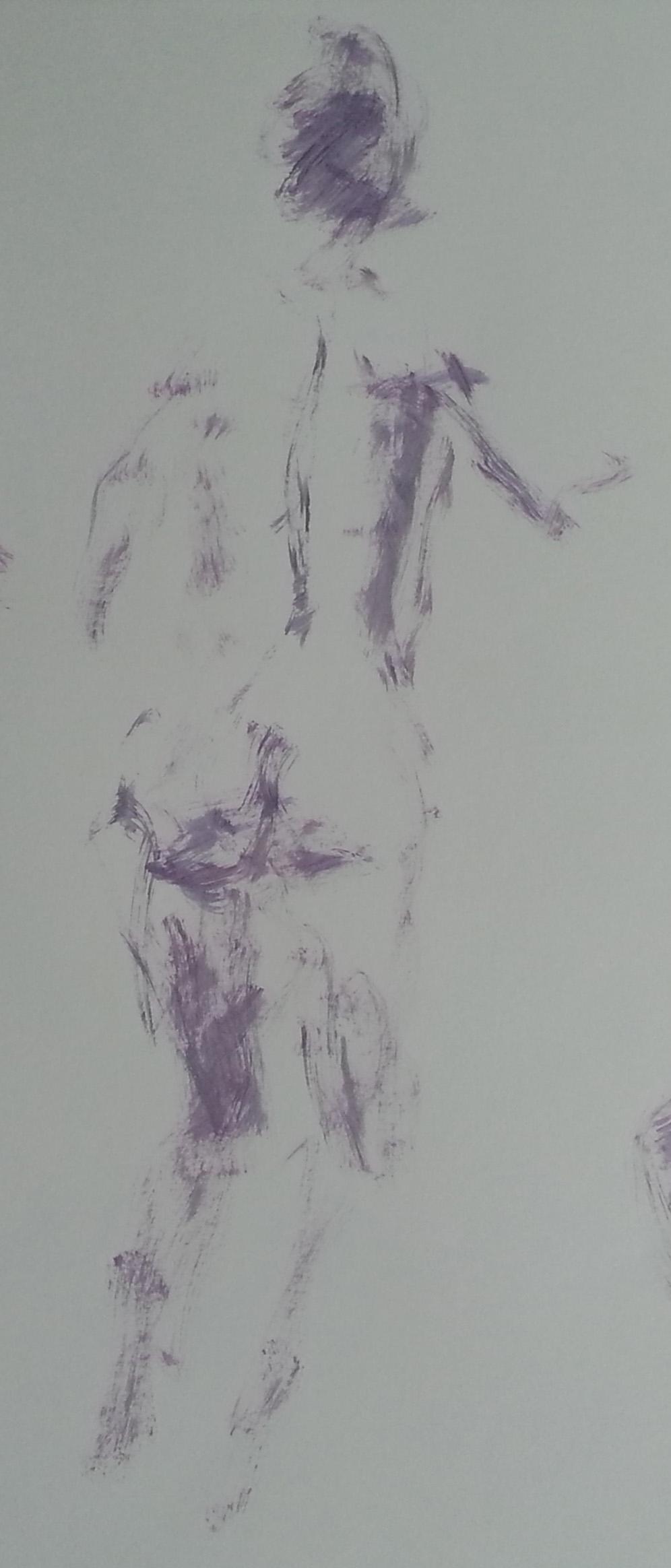 Emmanuelle 30–03-2017 Acrylique - olivierjouanard | ello
