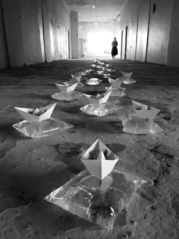 Paper boats time - Time - timeout - matyjaszewski | ello