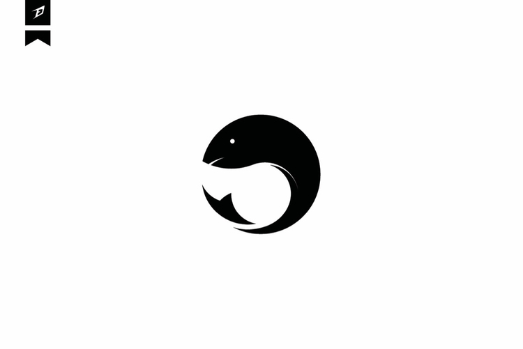 Fish illustration - fish, ellipse - fahadpgd | ello